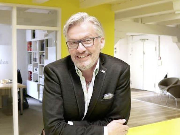 Gerd Wutzler im Interview