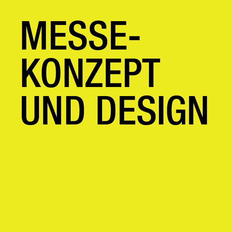 Messekonzept und Design